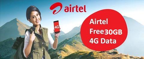 Airtel Surprise offer