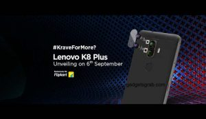 lenovo k8 plus review