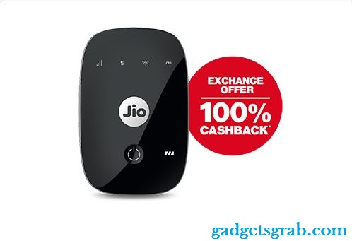 Reliance jiofi hotspot router