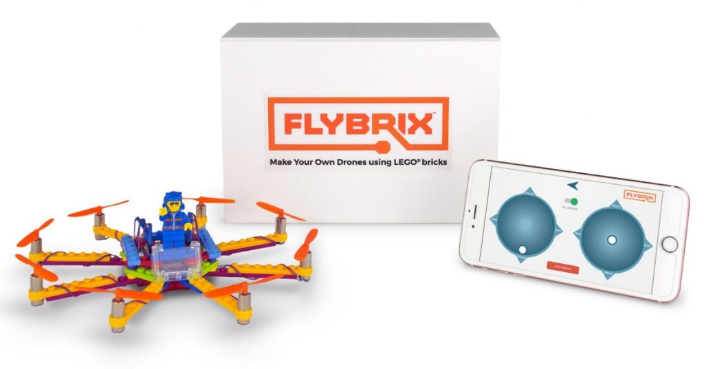 Deluxe Flybrix Kit