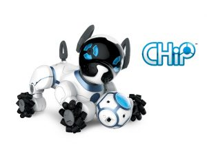 WowWeeCHiP, the robot dog