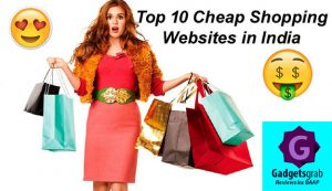 cheap shopping websites in india