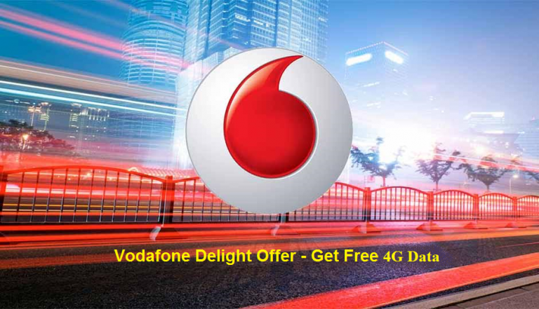 vodafone delights offers