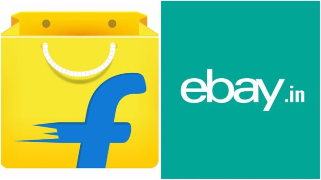flipkart acquires ebay india