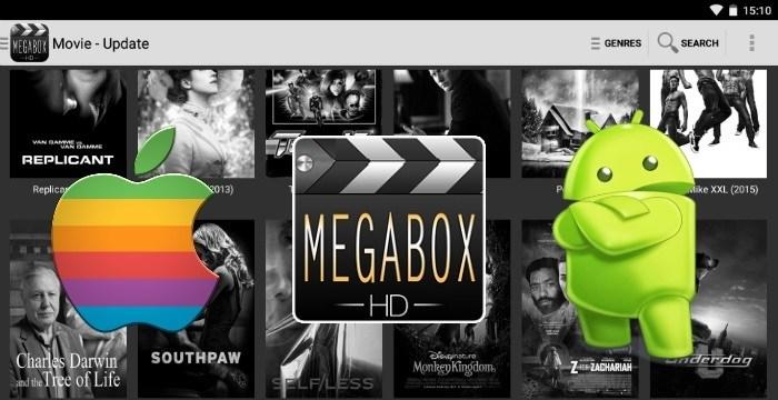 megabox hd app