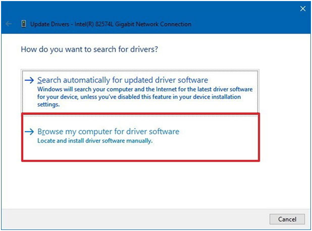 device driver update for windows 10